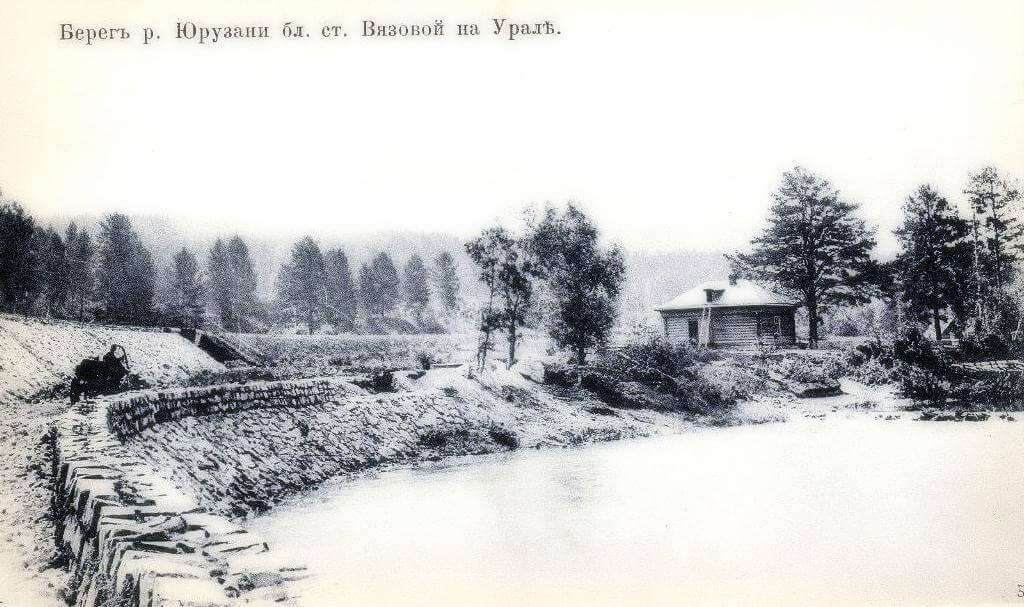 Водоотводная стенка Гарина-Михайловского