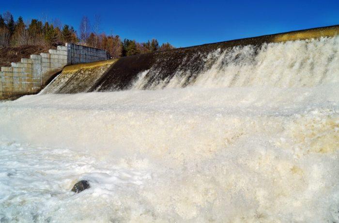Нейво-Шайтанский водослив, Свердловская область