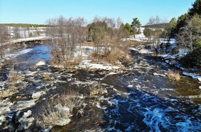 Южаковский водопад, Свердловская область