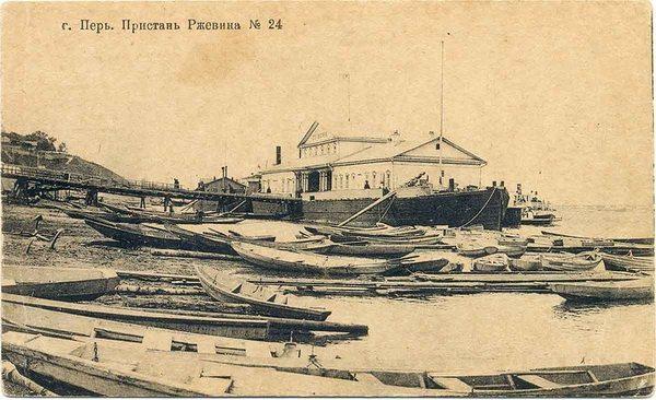 Пристань «Ржевина». Автор фотографии - humus777