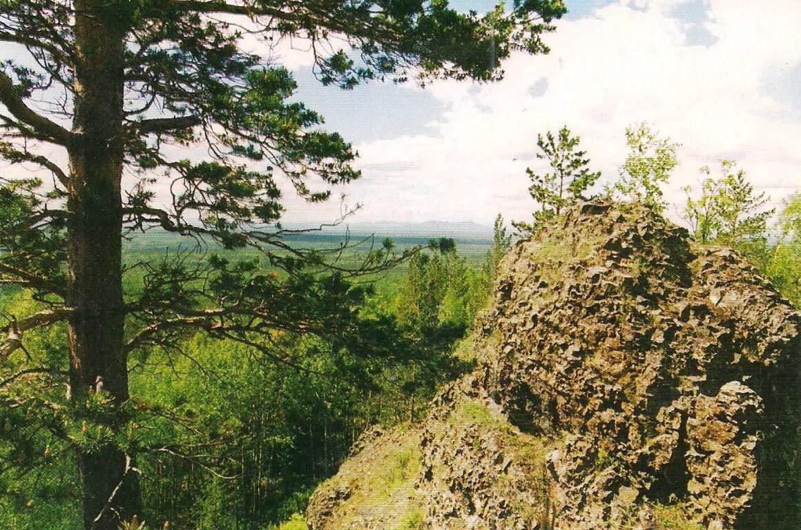 Гора Сосновая