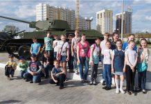 Классные прогулки: Музей Боевой славы Урала