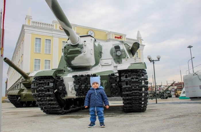 Музей военной техники, Верхняя Пышма