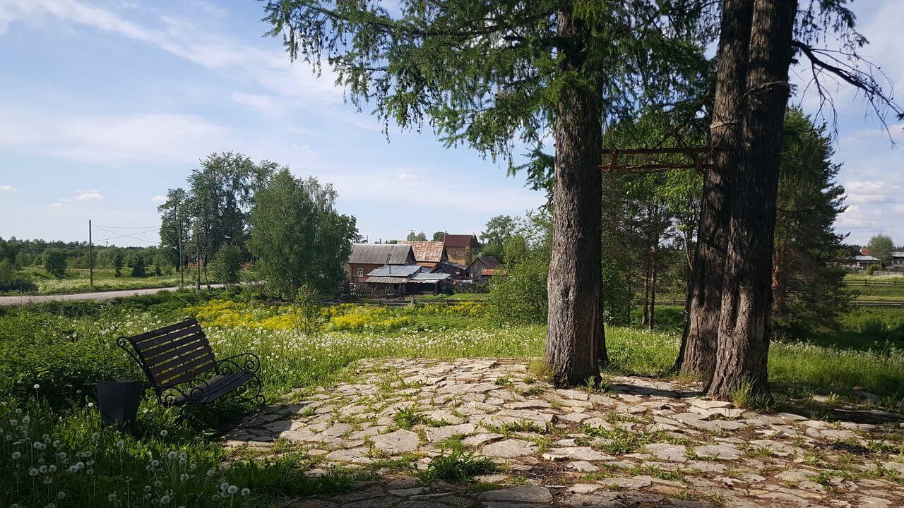 Всеволодо-Вильва, легенды Урала, малые города