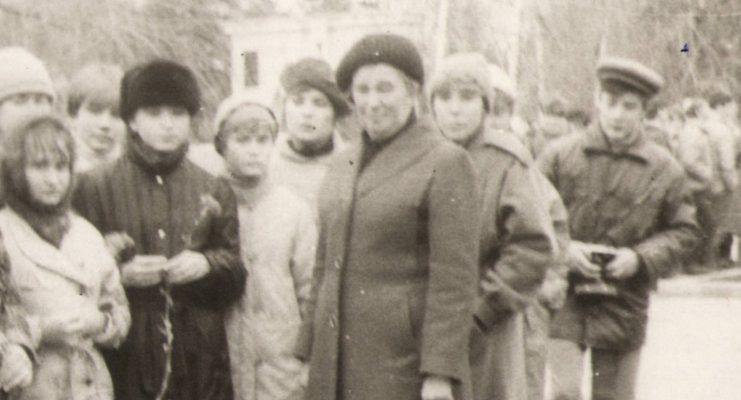 Вахлова Тамара Николаевна