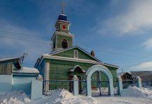 Семь чудес Артинского района: Введенский храм и школа села Пристань
