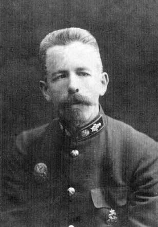 Петр Петрович фон Веймарн, 1914 г.