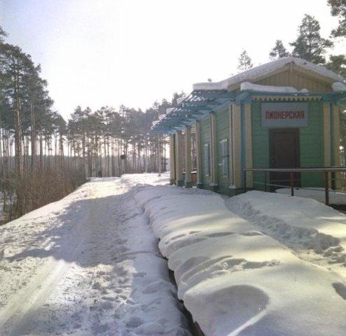 Свердловская детская железная дорога