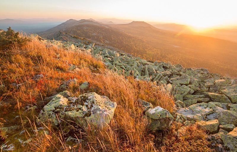 Республика Башкортостан, гора Ямантау, Южно-Уральский природный заповедник
