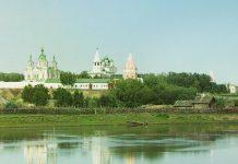 Южный щит Сибири