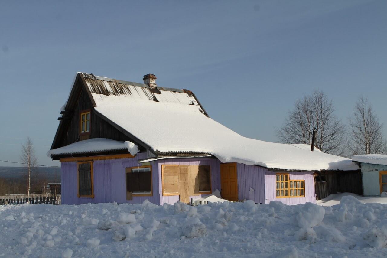Заброшенные поселки Пермского Края: Шумихинский