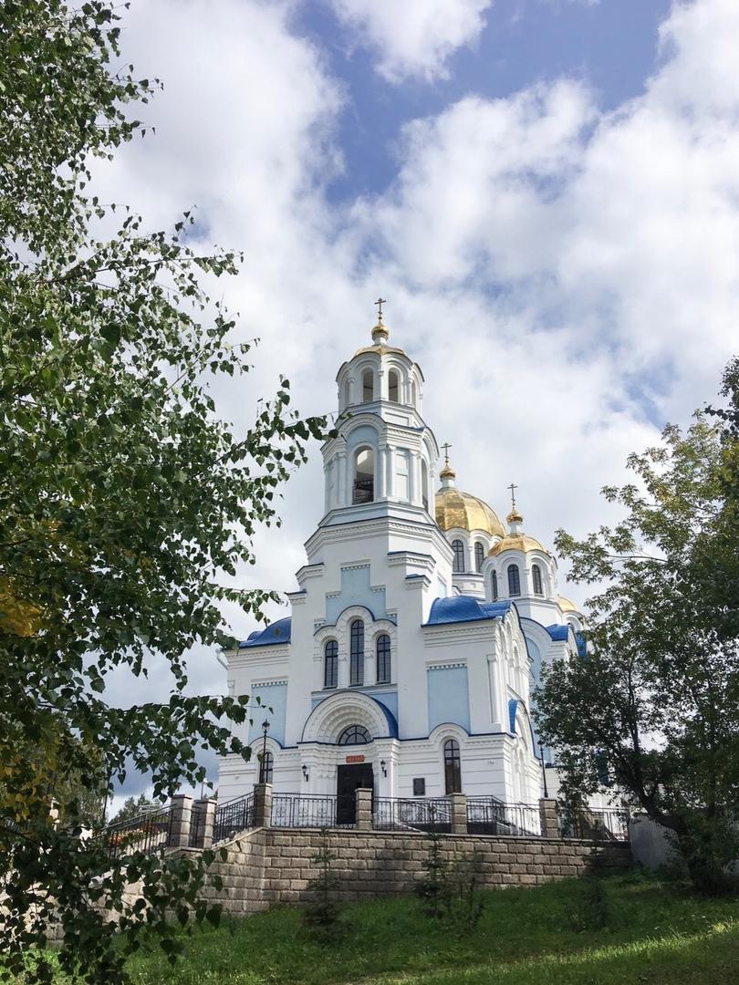 Храм Покрова Пресвятой Богородицы, Заречный