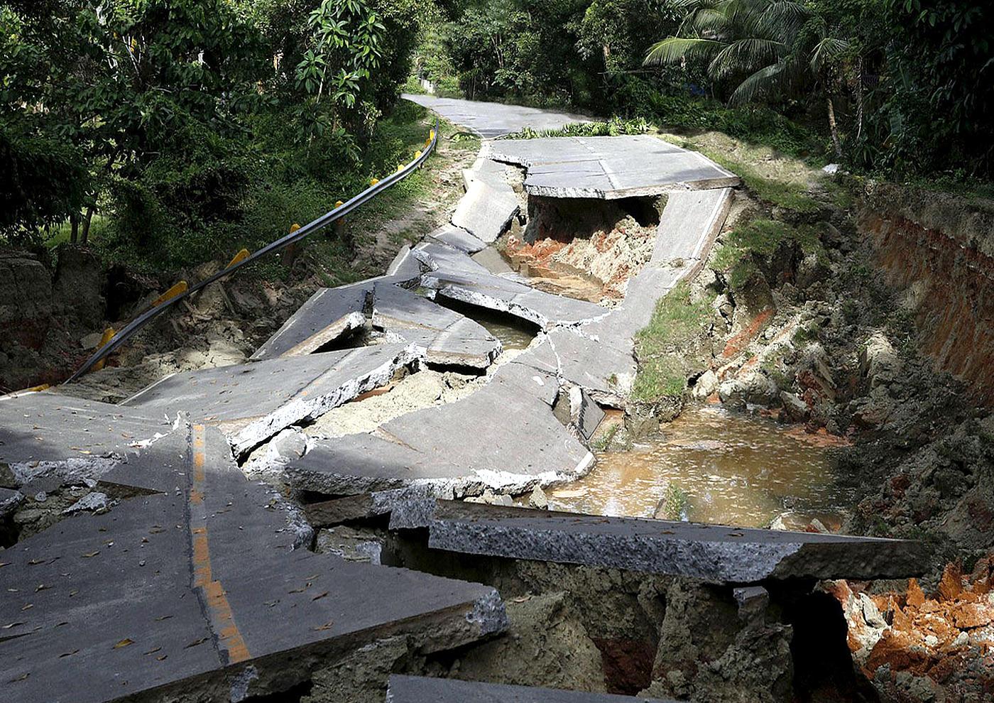Землетрясения на Урале