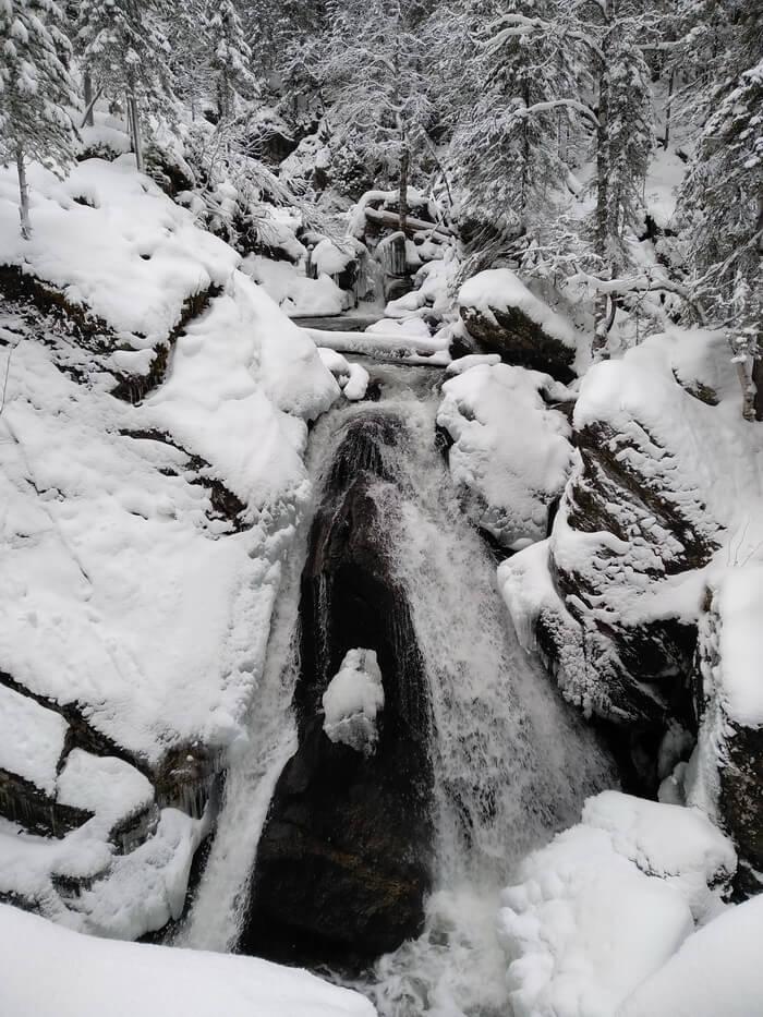Кваркуш и Жигаланские водопады