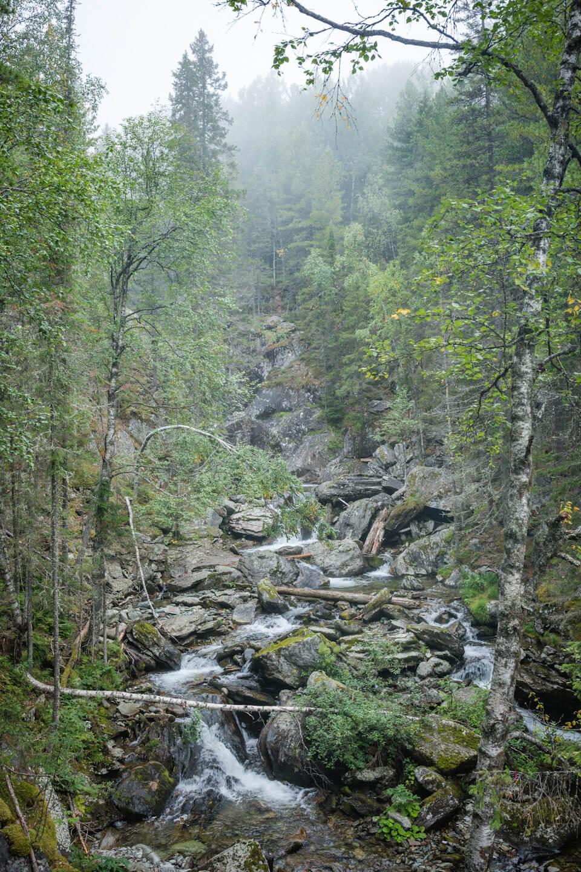 Жигаланские водопады и плато Кваркуш