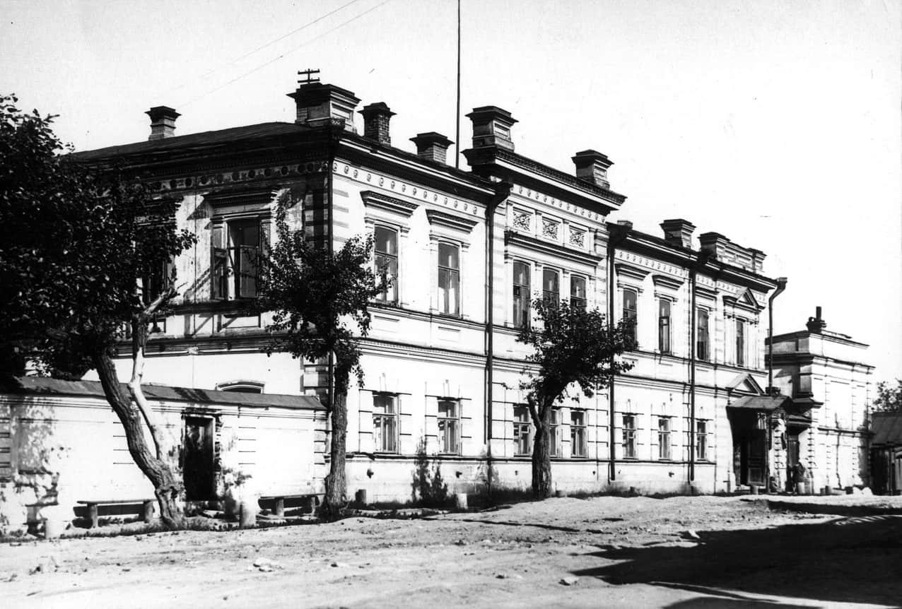 Дом Злоказовых