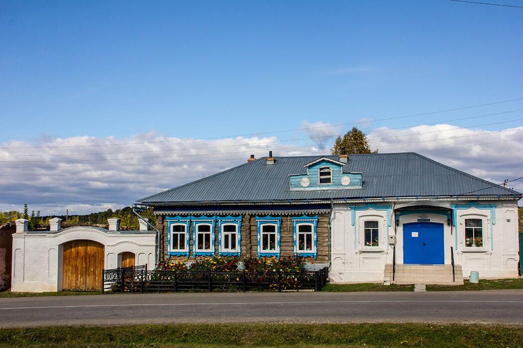 Село Багаряк
