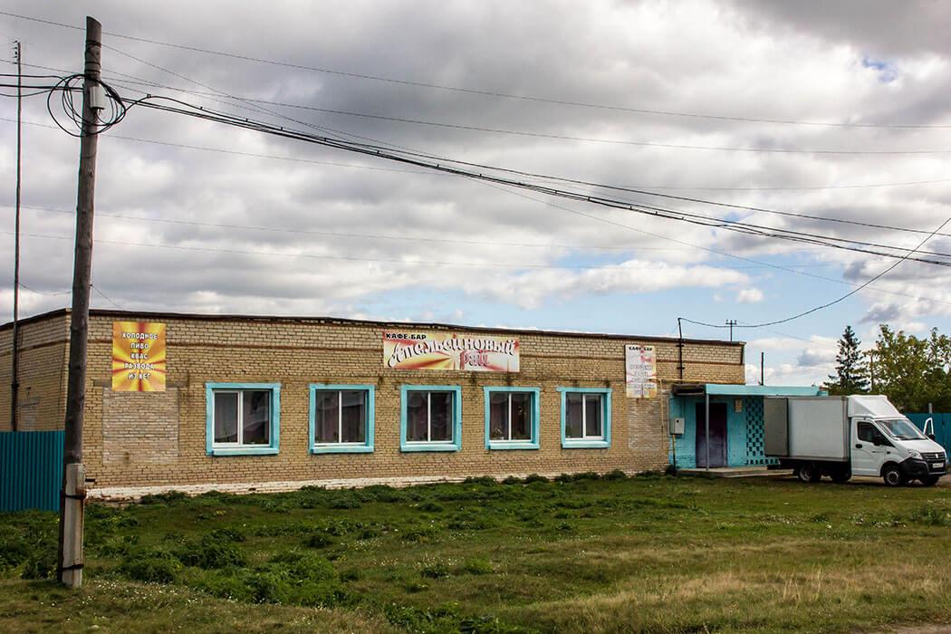 Село Огневское
