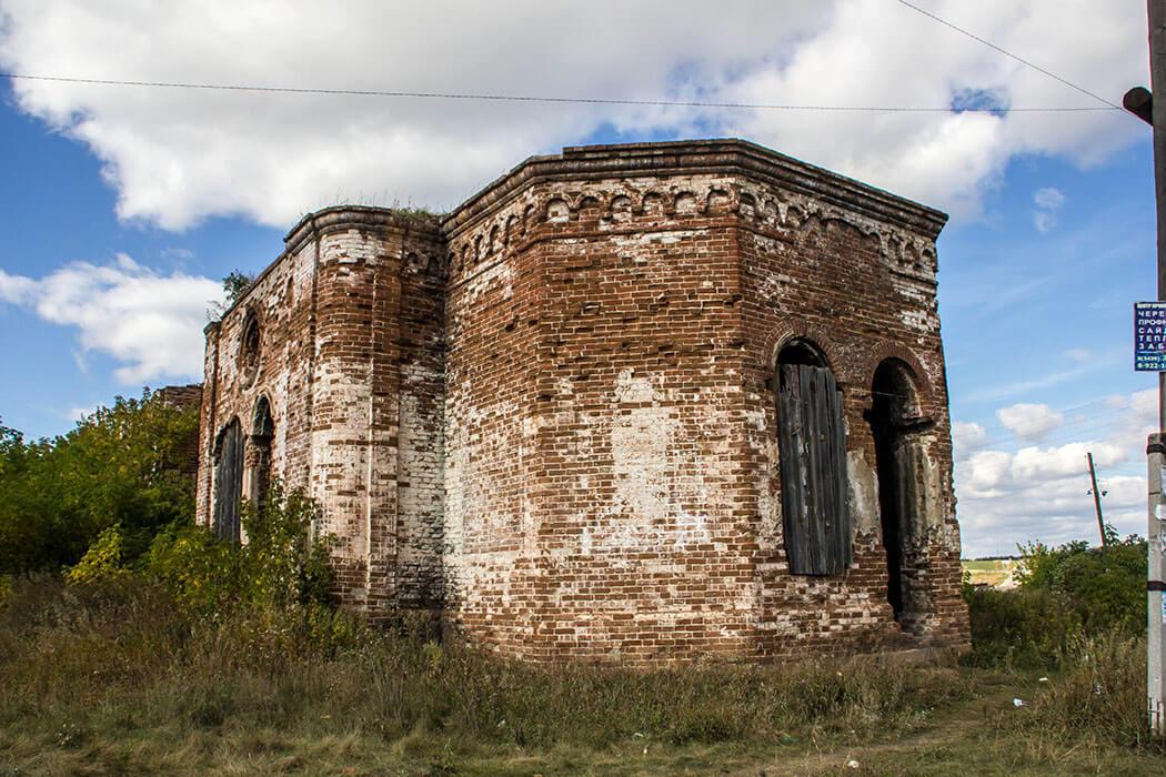 Село Окулово