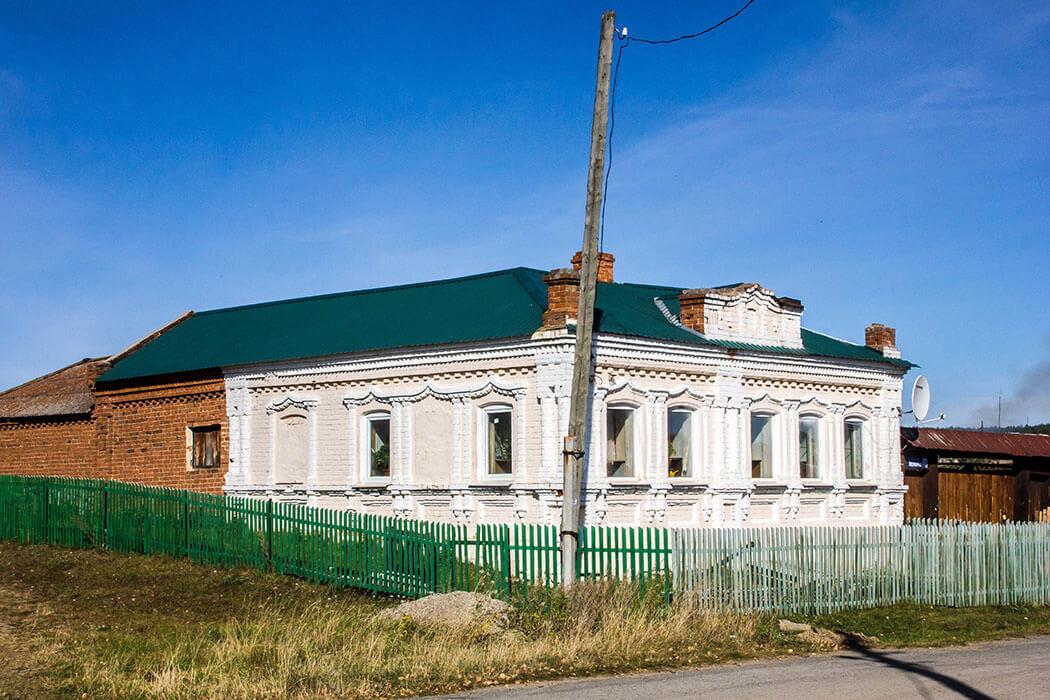 Село Исетское