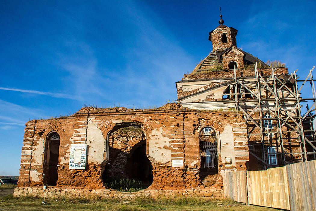 Село Рыбниковское