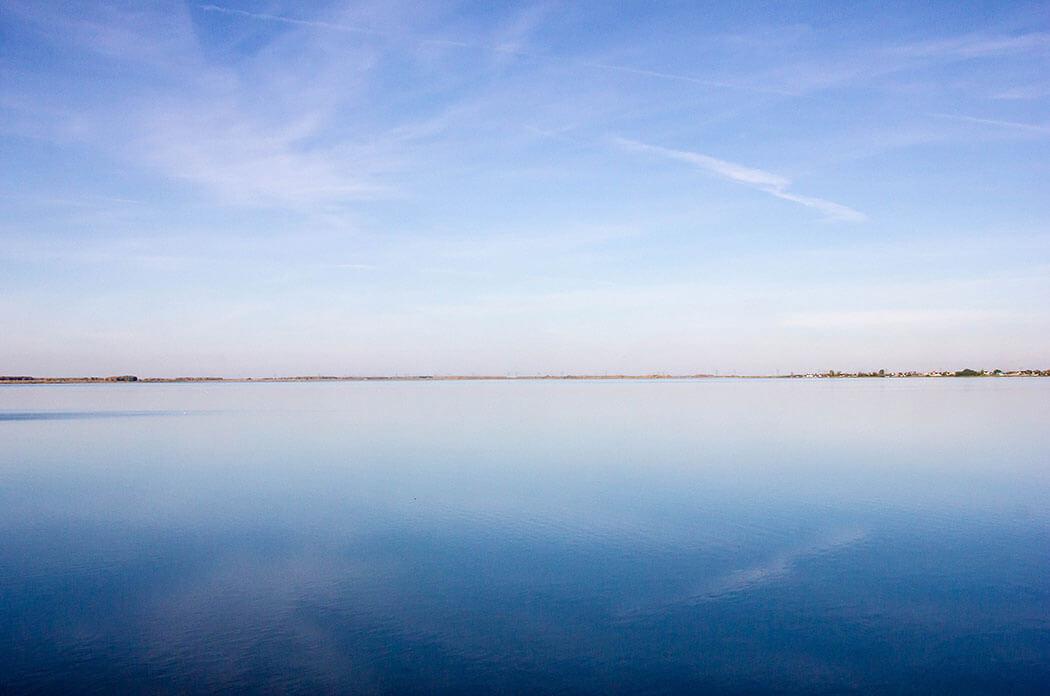 озеро Большой Сунгуль