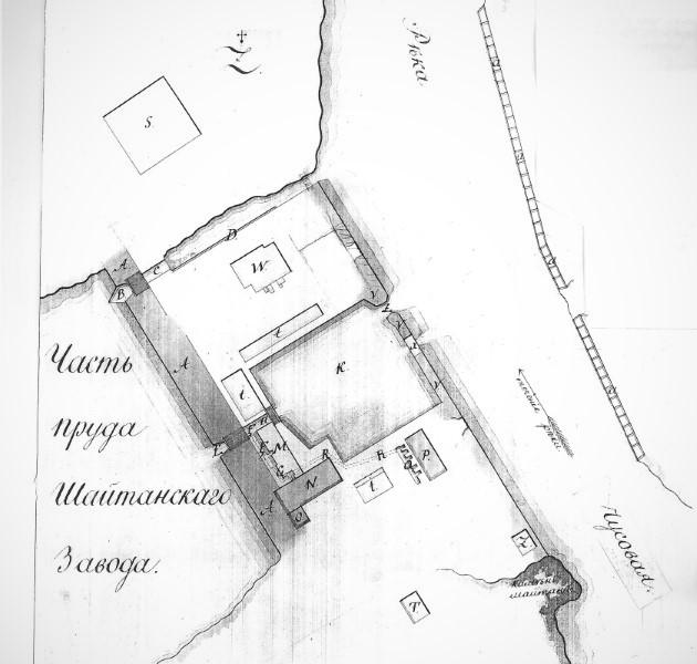 Зотовская стена в селе Чусовом