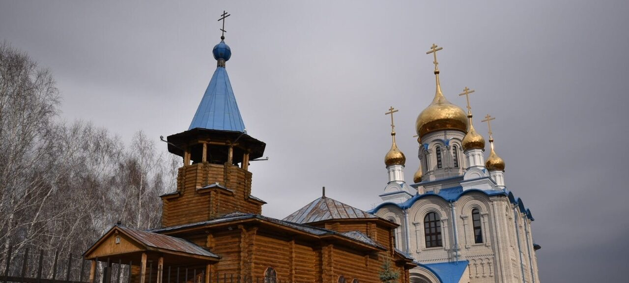 Еще одно открытие в Тюменской области – Упоровский район: часть 3