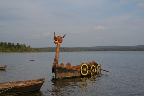 Озеро Зюраткуль — Наш Урал