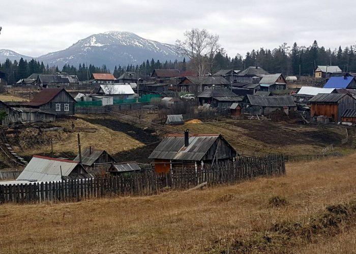 Зюраткуль, Челябинская область, Южный Урал, Сибирка